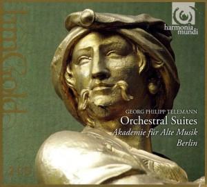 Telemann_orkestersuiter