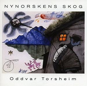 Omslaget av plata er sjølvsagt illustrert av Oddvar Torsheim sjølv.
