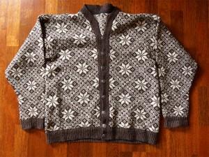 Dette mønsteret er kjent som Fjell-jakka.