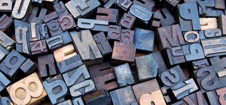 Språkrøkt  når  bokstavane  stokkar  seg  og  orda  ikkje  vil