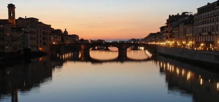 Fotografi  av  folk  i  Firenze