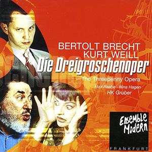 Brecht/Weill:  Tolvskillingsoperaen