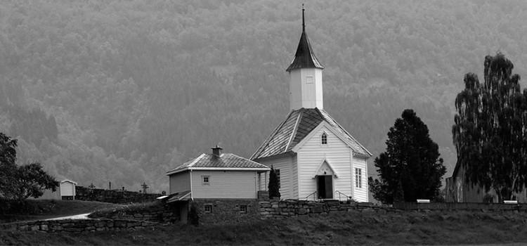 Kyrkjevalet – eit viktig vegval